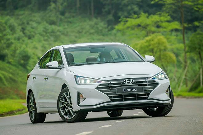 Hyundai Elantra 2019 đã có giá bán chính thức tại Việt Nam - 1