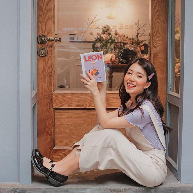 Nhan sắc hot girl Việt làm 'cảnh sát trưởng' ở Nhật Bản - 11