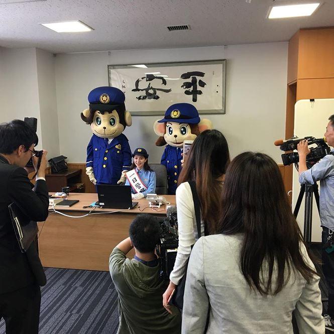 Nhan sắc hot girl Việt làm 'cảnh sát trưởng' ở Nhật Bản - 6