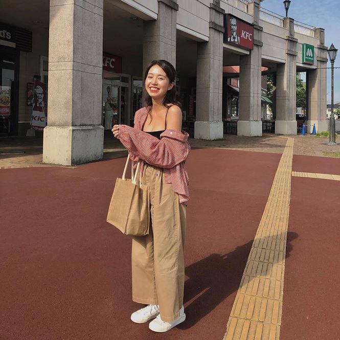 Nhan sắc hot girl Việt làm 'cảnh sát trưởng' ở Nhật Bản - 9