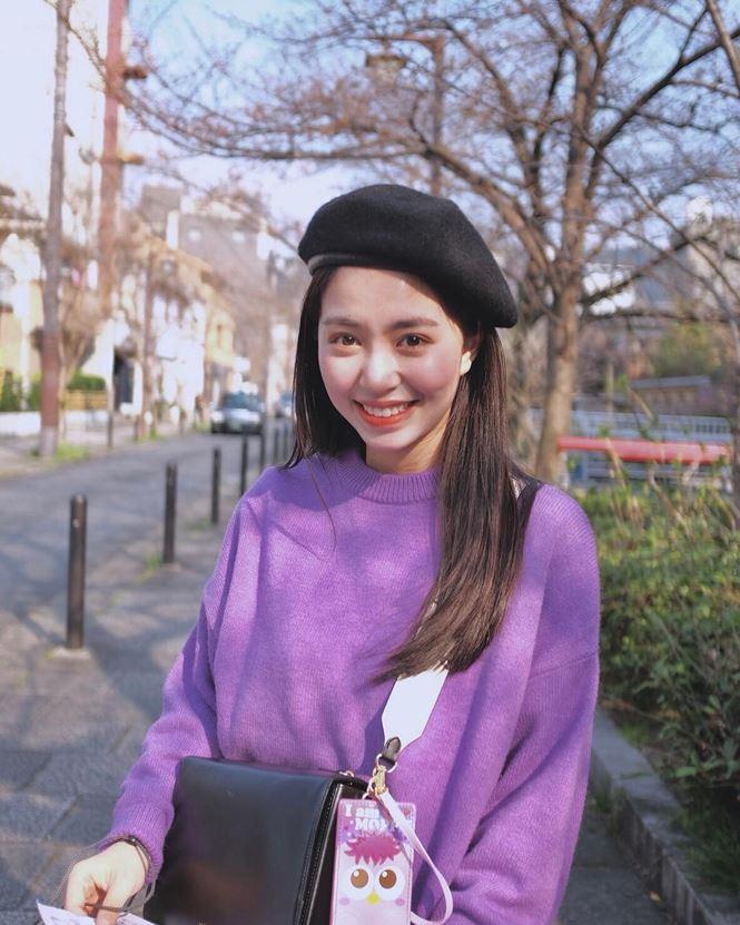 Nhan sắc hot girl Việt làm 'cảnh sát trưởng' ở Nhật Bản - 10