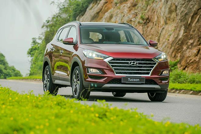Hyundai công bố chính thức bảng giá xe Hyundai Tucson 2019: Dự định bán ra vào tháng cuối 5 - 4