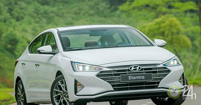 Hyundai Elantra 2019 đã có giá bán chính thức tại Việt Nam