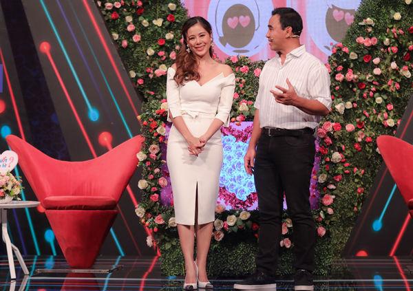 Bị chỉ trích khi đưa Nam Thư thay MC Cát Tường, NXS 'Bạn muốn hẹn hò' lên tiếng - 2