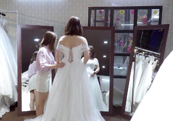 Câu chuyện giảm béo cấp tốc trong 10 ngày để mặc vừa váy cưới - 2