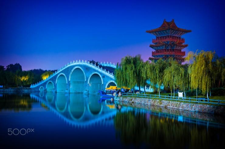 Không chỉ có Phượng Hoàng Cổ trấn, Trung Quốc còn có nhiều làng cổ đẹp mê li thế này - 8