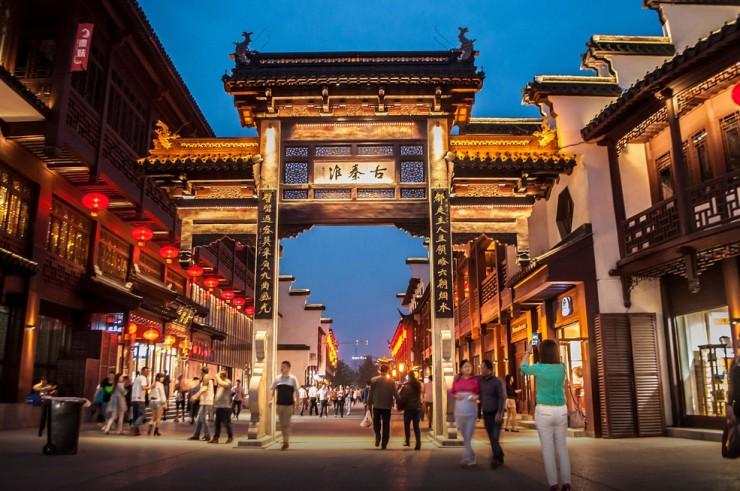 Không chỉ có Phượng Hoàng Cổ trấn, Trung Quốc còn có nhiều làng cổ đẹp mê li thế này - 7