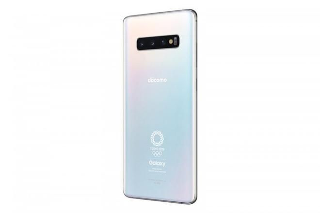 HOT: Samsung chuẩn bị tung Galaxy S10+ Olympic Games Edition - 1