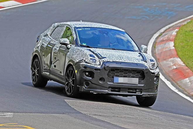 Hình ảnh chạy thử của Ford Puma, lộ diện nhiều thay đổi về ngoại thất - 2