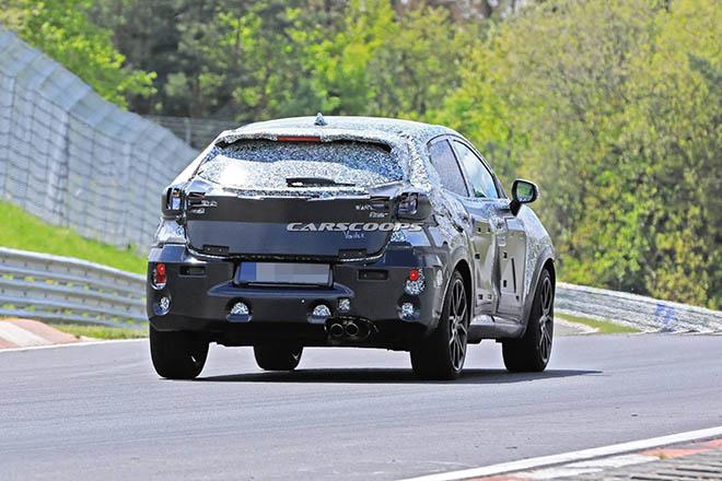Hình ảnh chạy thử của Ford Puma, lộ diện nhiều thay đổi về ngoại thất - 4