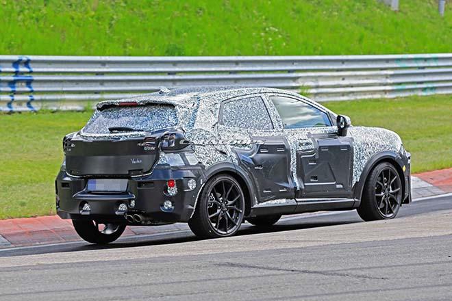 Hình ảnh chạy thử của Ford Puma, lộ diện nhiều thay đổi về ngoại thất - 3