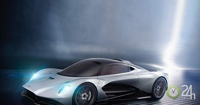 Aston Martin AM-RB 003 sản xuất giới hạn 500 chiếc, đau đầu để lựa chọn người