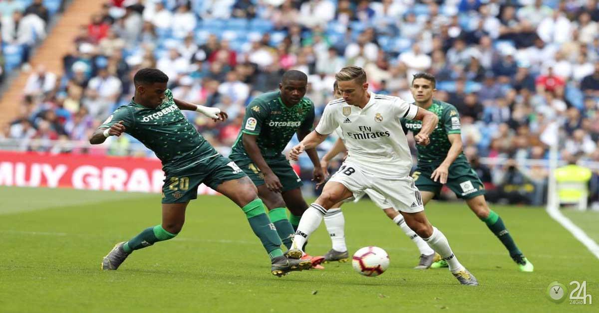 Real Madrid - Betis: Hai đòn choáng váng, người cũ gieo sầu