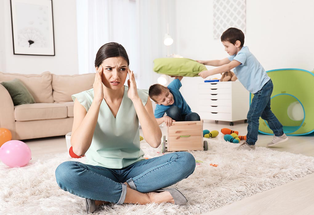 Bí kíp để phụ huynh đối phó với những đứa trẻ ương bướng - 4