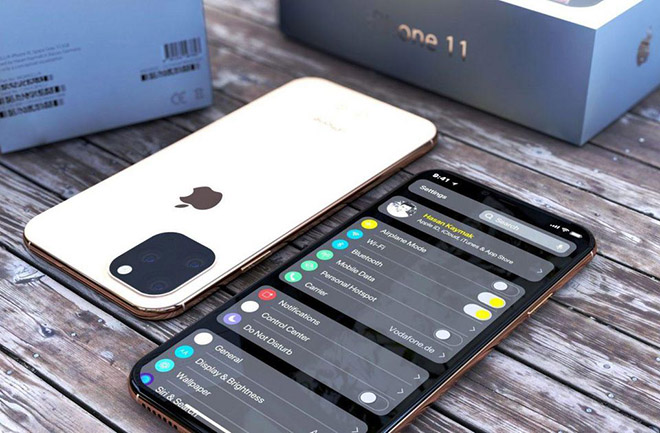 Thêm nhiều chi tiết các tính năng iPhone 11 xuất hiện - 1