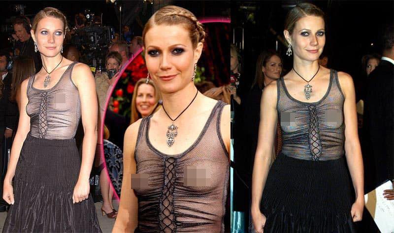 Hàng loạt người đẹp gặp sự cố thời trang ở Cannes - 14