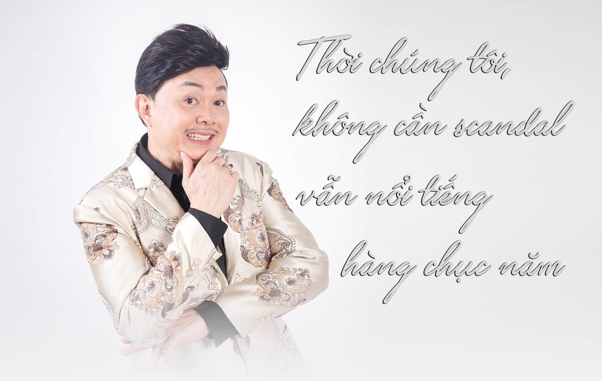 Chí Tài: Thời của tôi với Hoài Linh, nghệ sĩ không nổi tiếng bằng scandal - 4
