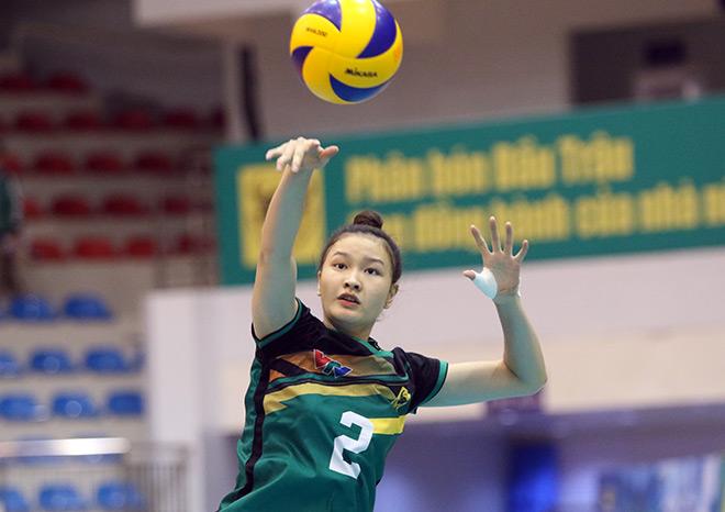 Bất ngờ người đẹp ẵm giải Hoa khôi bóng chuyền VTV9 Bình Điền - 2