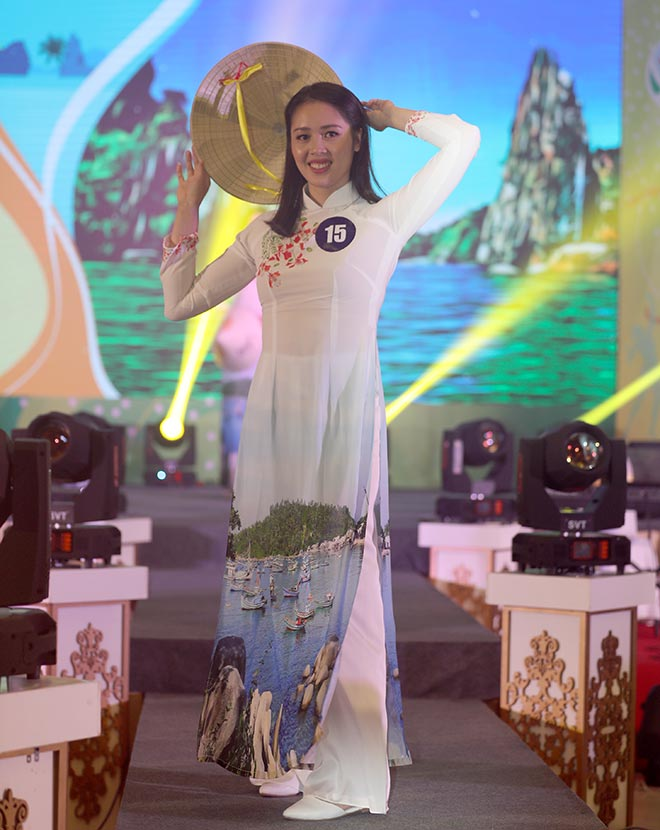 Bất ngờ người đẹp ẵm giải Hoa khôi bóng chuyền VTV9 Bình Điền - 10