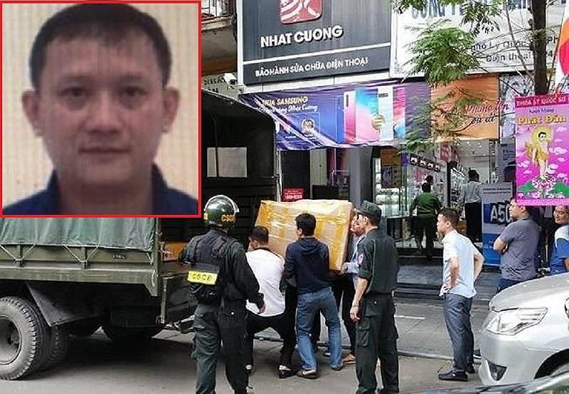 Bộ Công an truy nã ông chủ Nhật Cường Mobile Bùi Quang Huy - 1