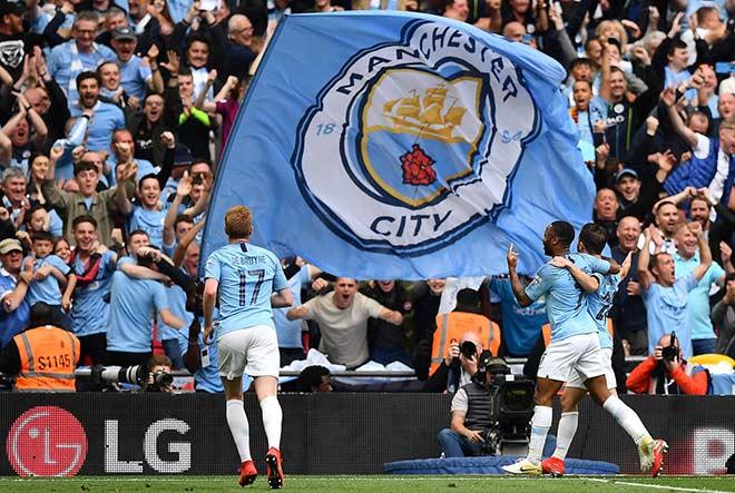 Man City số 1 nước Anh vẫn ghen tị MU & Liverpool: Nỗi ám ảnh của nhà vua - 3