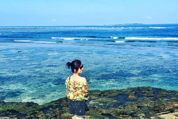 Đến Quảng Ninh đừng lỡ hẹn Quan Lạn với bãi cát như dải lụa hồng - 6