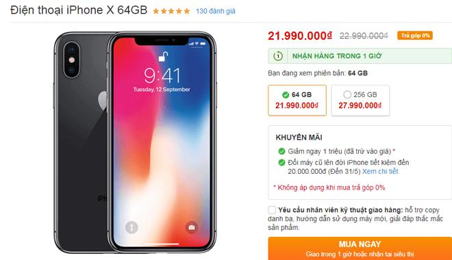 """Top smartphone giảm giá từ 1-4 triệu đồng cực """"nóng"""" tháng 5 - 6"""