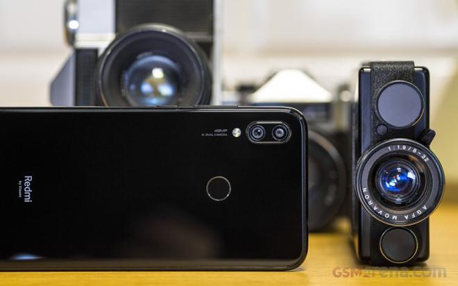 """""""Trình làng"""" Redmi Note 7S giá rẻ với camera """"khủng"""" 48MP, giá hơn 3 triệu - 2"""