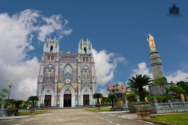 Những nhà thờ đẹp mê mẩn ở Nam Định khiến dân tình chỉ muốn