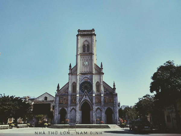 Những nhà thờ đẹp mê mẩn ở Nam Định khiến dân tình chỉ muốn 'xách balo lên và đi' - 9