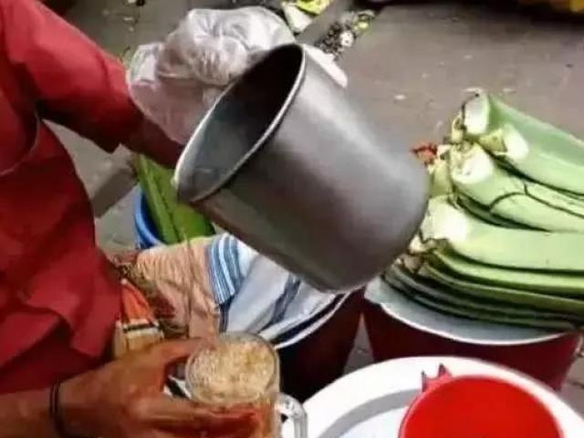 Đồ uống đặc sản đường phố Ấn Độ, du khách hoài nghi không dám thử