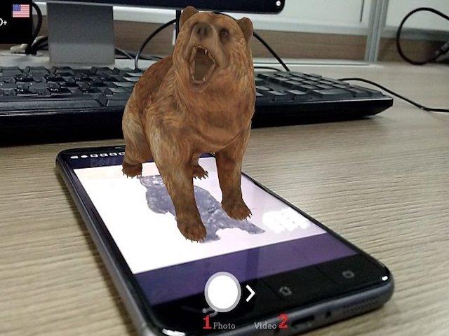 Hướng dẫn tạo hình chiếu động vật 4D đang được cư dân mạng thi nhau làm