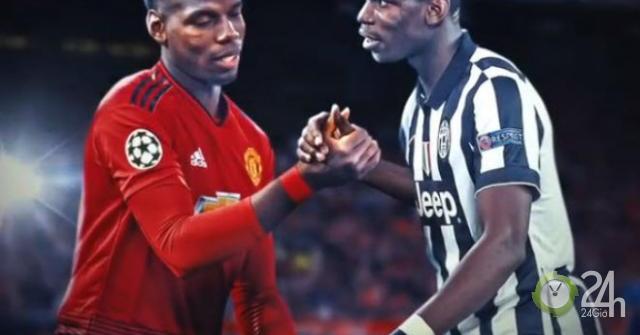 Pogba bất ngờ về Turin: Bom tấn mở đường rời MU, tái hợp Juventus