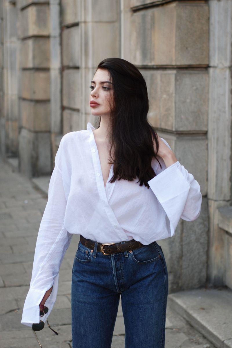 Vải lanh (linen): Chất liệu mát, đẹp, được yêu thích nhất hè 2019 - 5