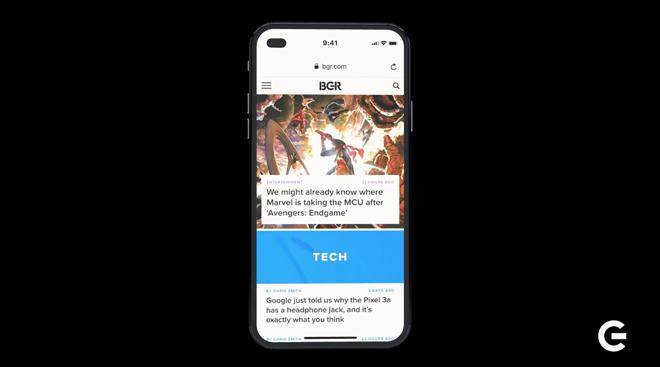 """""""Choáng váng"""" trước concept iPhone 12 với 9 camera - 2"""