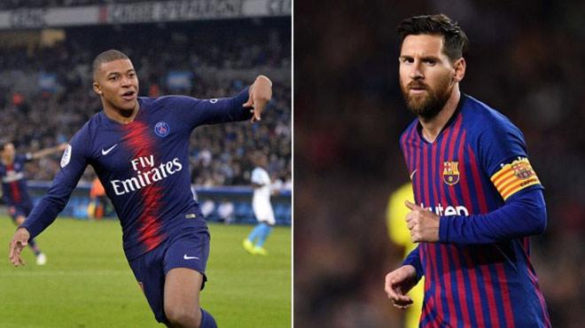 Mbappe phát cáu bị HLV PSG ngăn đua Giày vàng với Messi: Chờ Real giải cứu - 3