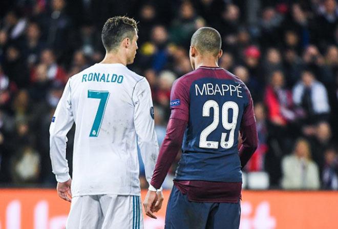 Real đi tìm truyền nhân Ronaldo: Siêu sao 20 tuổi Mbappe 280 triệu euro - 2