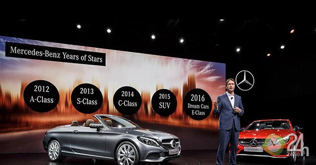 Mercedes-Benz sẽ cắt giảm nhiều dòng xe đang phân phối tại thị trường Mỹ