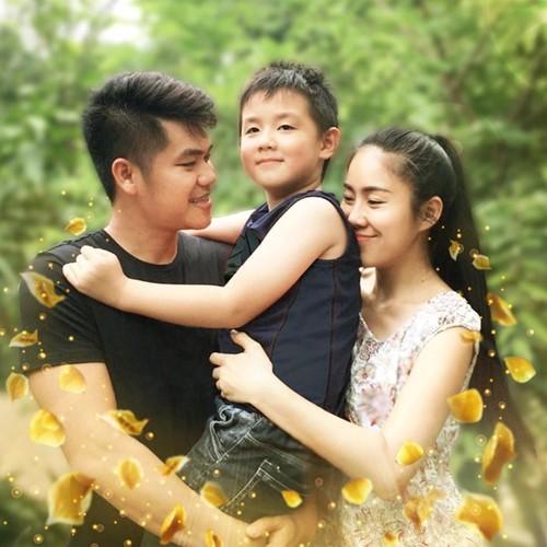 """Bị chê """"bám váy vợ"""", chồng trẻ kém 7 tuổi của Lê Phương đáp trả bất ngờ - 1"""