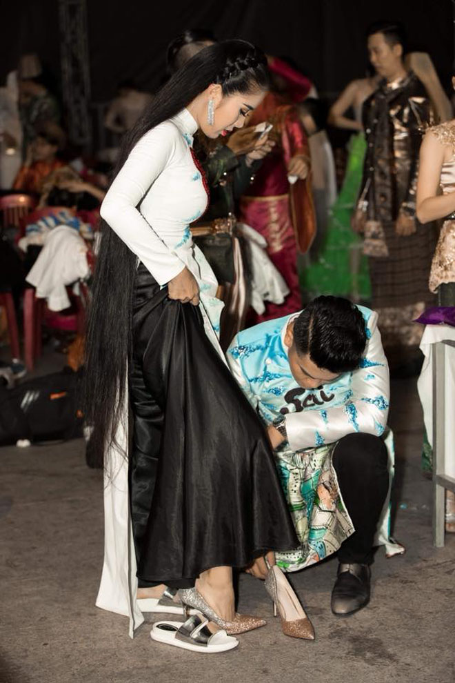 """Bị chê """"bám váy vợ"""", chồng trẻ kém 7 tuổi của Lê Phương đáp trả bất ngờ - 6"""