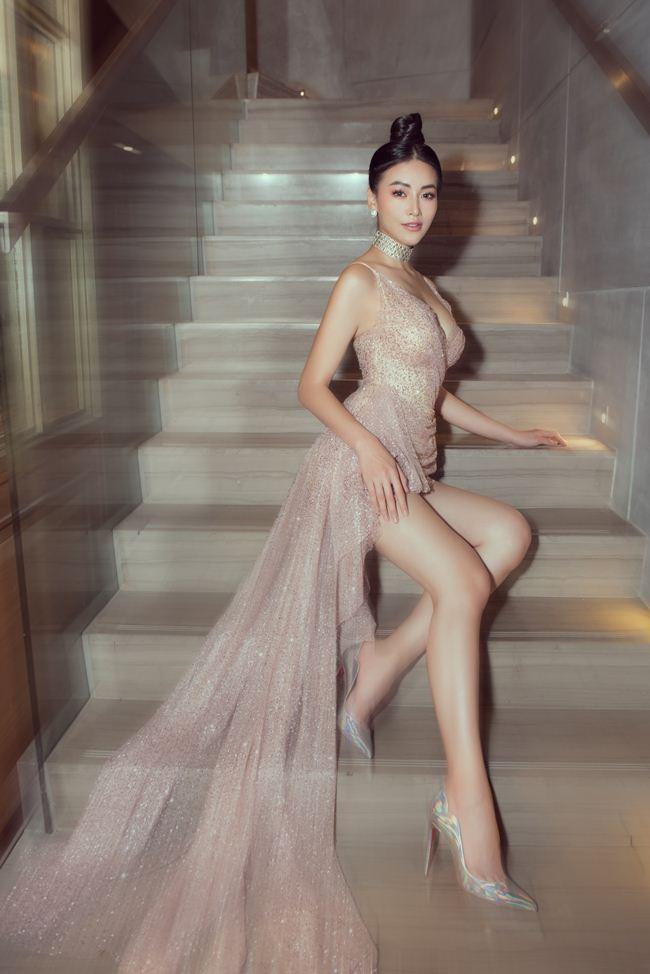Hoa hậu gốc Bến Tre tiết lộ về khung sắt để bó thân hình đồng hồ cát hoàn hảo - 8