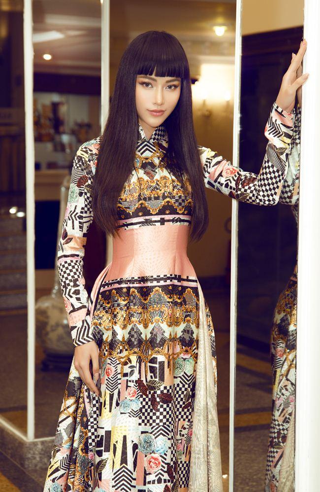 Hoa hậu gốc Bến Tre tiết lộ về khung sắt để bó thân hình đồng hồ cát hoàn hảo - 9