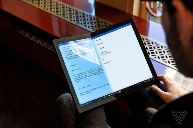 Máy tính bảng ThinkPad X1 quá đẹp mở ra tương lai của máy tính - 9