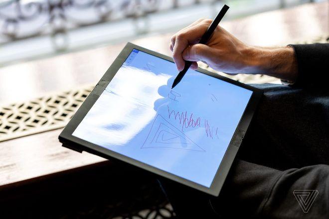 Máy tính bảng ThinkPad X1 quá đẹp mở ra tương lai của máy tính - 11
