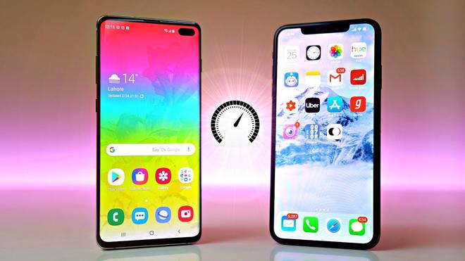 Đâu là tính năng khiến điện thoại Samsung luôn nổi bật hơn iPhone? - 1