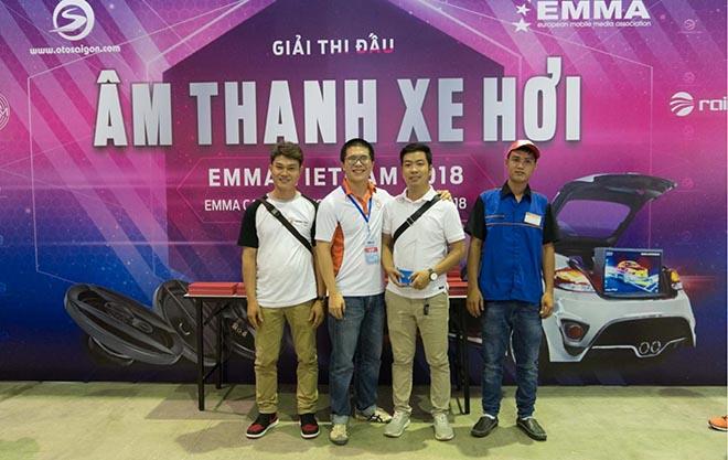 Thông tin chi tiết về Giải thi đấu Âm thanh xe hơi Việt Nam lần thứ 5 - EMMA 2019 - 3