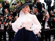 Đây mới là nữ hoàng thời trang đích thực tại Cannes 2019