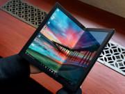 Máy tính bảng ThinkPad X1 quá đẹp mở ra tương lai của máy tính