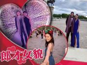 Cặp đôi mới của giới siêu giàu Hong Kong: Con trai Á hậu yêu cháu gái trùm bất động sản