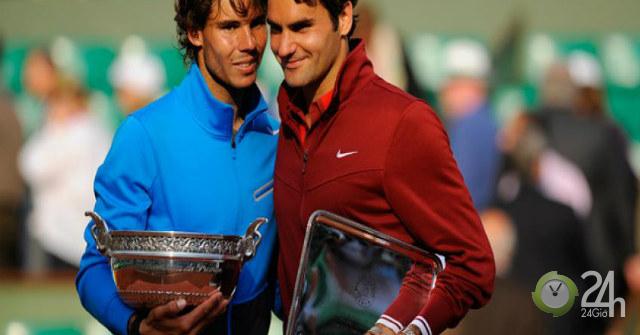 Roland Garros chơi lớn mưa tiền 1.100 tỷ đồng: Federer, Nadal hưởng lợi